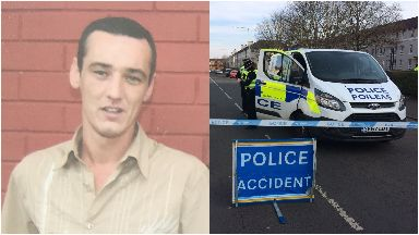 Police: James Watt was murdered in his flat.