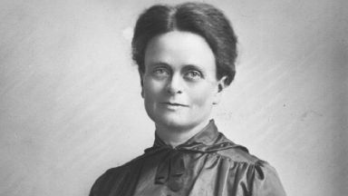 Suffrage: Elsie Inglis founded the Scottish Women's Hospital Unit.