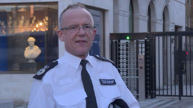Met Police Chief Mark Rowley.