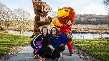 Competition: Aberdeen students will go head to head.