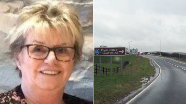 Margaret Grierson: She was pronounced dead at the scene.
