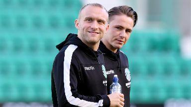 Dylan McGeough has impressed at the heart of the Hibs midfield alongside John McGinn.