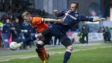 Wolves defender Barry Douglas (left) previously played for Dundee United and Queen's Park.