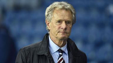 Fit and proper: A decision on Alastair Johnston is still pending.