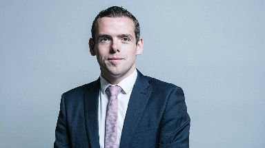 Brexit: Douglas Ross represents the Scottish constituency with the largest Leave vote.