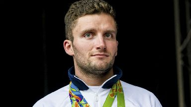 Callum Skinner won gold at the Rio games in 2016.