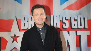 Declan Donnelly will host the live shows of Britain's Got Talent by himself.