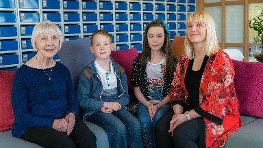 Both Mary and Mhairi have always dreamed of going to university.