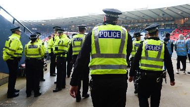 Hampden: More than 50,000 fans expected at each game.
