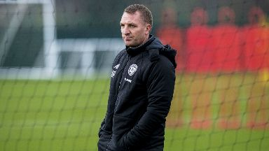 Brendan Rodgers is targeting a second treble as Celtic boss this season.