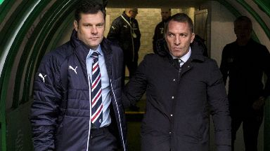 Murty has a recorded two draws and a loss against Rodgers.