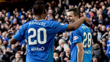 Morelos has scored 14 league goals this season.