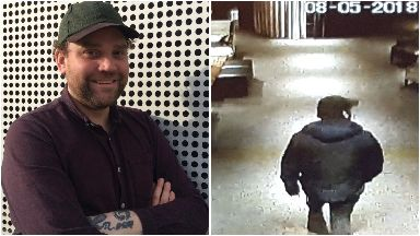Scott Hutchison, lead singer of Frightened Rabbit, going missing at Dakota Hotel South Queensferry.