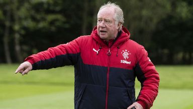 Jimmy Nicholl was brought in by ex-boss Graeme Murty.