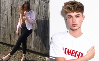 Dream: Lois will perform alongside HRVY in Melbourne.
