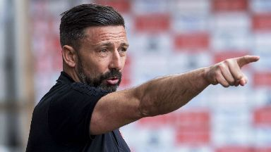 Derek McInnes has led Aberdeen into Europe for a fifth consecutive season.