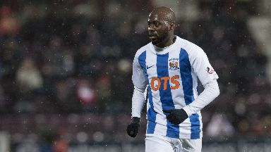 Youssouf Mulumbu has starred since joining Kilmarnock in November.