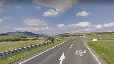 Crash: 51-year-old Michael Smail died in the crash.