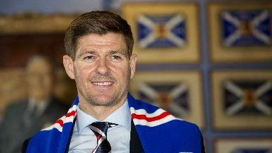 Steven Gerrard will take over as Rangers boss next month.