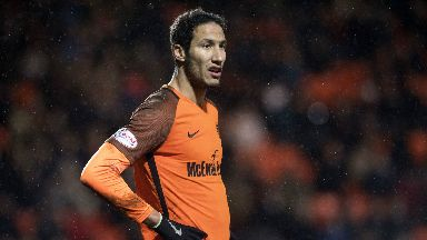 Bilel Mohsni's World Cup hopes remain alive.