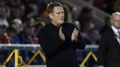 Hopkin guided Livingston to promotion last season.