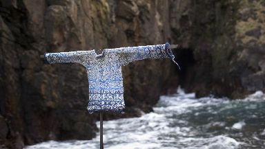 Fair Isle: Mati Ventrillon wants to save traditional craft of knitwear on the island.