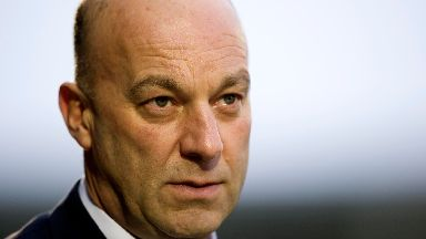 Football: Neale Cooper won the Cup Winner's Cup with Abderdeen in 1983.