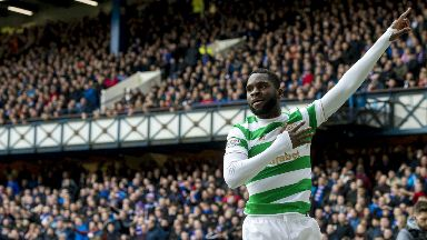 Edouard has been Celtic's only summer signing so far.