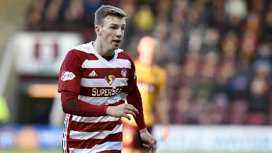 Lewis Ferguson has agreed a pre-contract move from Hamilton to Aberdeen.