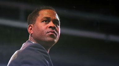Talks: Kluivert is keen on St Mirren.
