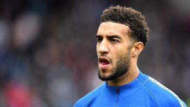 Connor Goldson is set to sign for Rangers.