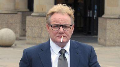 George Cummings: He said he looked like Gordon Ramsay.