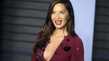 Olivia Munn said that if change is to happen, people need to do more than 'wear a pin'.