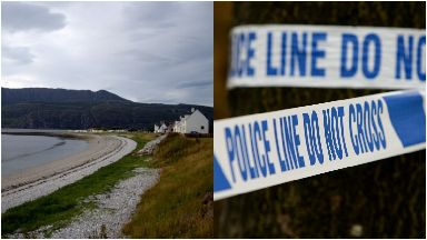Ardmair Bay: 74-year-old man pronounced dead.