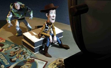 Film still – Toy Story 2