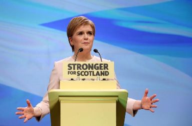 First Minister: Nicola Sturgeon welcomed the city council's move.