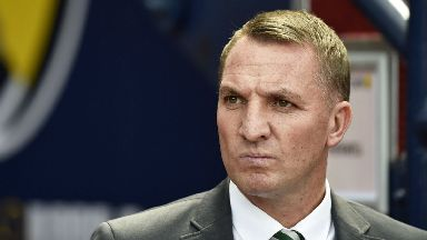 Rodgers has won six trophies in two years at Celtic.