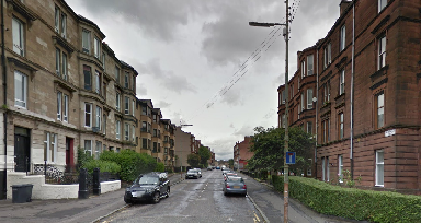 Dennistoun: Man slashed after refusing gang entry to party.