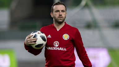 McFadden was brought in as an assistant coach by Alex McLeish.