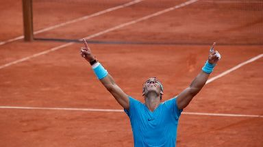 Rafa Nadal has won an 11th French Open title