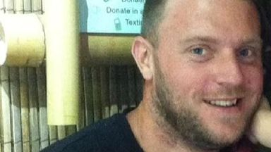 A body found in woodland has been formally identified as Chris May.