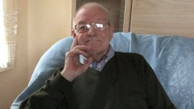 Frank Finnie: He was found dead by police officers.