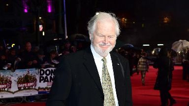 Ian Lavender: Last surviving cast member of the Dad's Army platoon