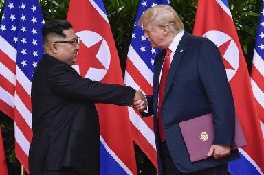Trump Kim Summit Pyongyang Reacts