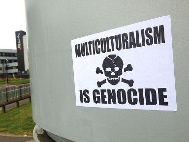 White supremacists court case.