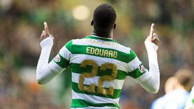 Odsonne Edouard has been in red-hot form this season.