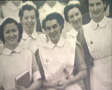 Isobel started her nursing career during the first winter of the NHS.