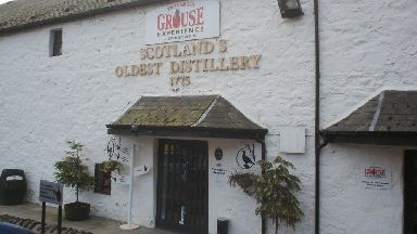 Sale: The distillery will be sold this summer.