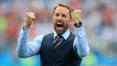 Gareth Southgate: Steered England to first semi-final since 1990.