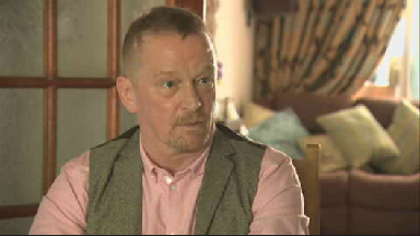 John McLaughlin: Former Unison steward.